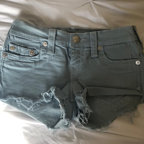 True Religion Pants - True religion shorts size 25